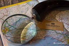 TODOS LOS CAMINOS...#conducenaroma #lupa #roma #atlas #asta #casachic #casaeclectica