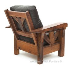 Refined Mountain Club Chair