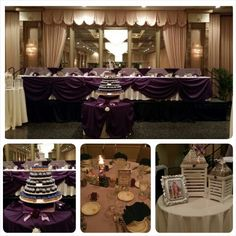 Weddings by Bird of Paradise Events....design and Décor by www.birdofparadiseevents.com