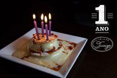 O 99º post do Diário do Queijo é mais do que especial: celebra o 1º ano de existência do nosso blog! Leia: www.diariodoqueijo.com.br #aniversário