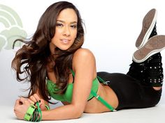 picks of aj lee hair | WWE DIVAS: AJ - World Wrestling Entertainment - Zimbio