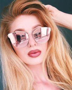 "@sandragierszewska10 na Instagramie: ""Got to make one more sunglasses selfie with all my love @quayaustralia  #polish #polskadziewczyna #polishbeauty #hungariangirl #mik #girly #outfit #outfitoftheday #todaysoutfit #todayslook #beauty #beauties #beautiful # #fashion #fashionblogger #fashionable #fashiongram #beach #beachwear #instamakeup #instabeauty #inspiration #inspired #pic #quayaustralia #sunglasses #summer #like4like #likeforme"""