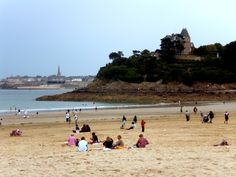 Dinard, Bretagne, France // August 2011