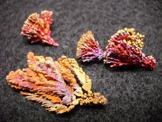 How Do You Grow Such Beautiful Copper and Silver Crystals? | Geology IN
