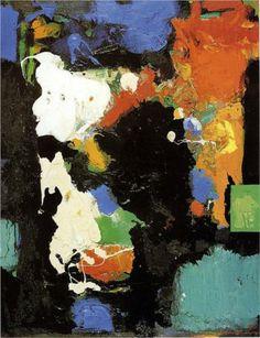 The Conjurer - Hans Hofmann