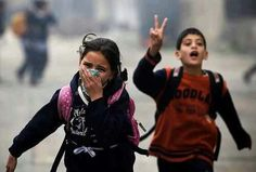 American tax dollars terrorize these children.