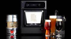 A New Smart Device Lets Users Make Craft Beer While Sharing Recipies #beer #craftbeer #party #beerporn #instabeer #beerstagram #beergeek #beergasm #drinklocal #beertography