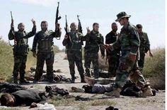 Προελαύνει ο στρατός για την απελευθέρωση της al-Qaryatain.Σφοδρές μάχες στο Νότιο Χαλέπι