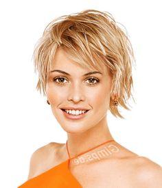 Astonishing Short Thin Hair For Women And Fine Thin Hair On Pinterest Short Hairstyles For Black Women Fulllsitofus
