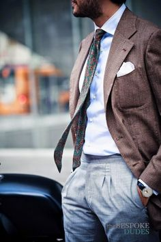 S fashion menswear men's outfit for spring/summer moda mascul Mens Fashion Blog, Mens Fashion Suits, Mens Suits, Fashion Menswear, Men's Fashion, Gentleman Mode, Gentleman Style, Looks Style, My Style