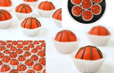 Great idea for basketball parties or before games!