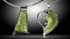 Šperky z vltavinu