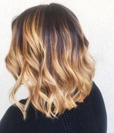 "Bailey Bass on Instagram: ""Lucy Hale inspired full ombre ❤️"""