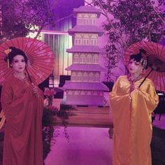 Bodas Japonesas por Ashley Alemany