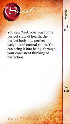 I am using the law of attraction to think myself skinny and its working quickly.   I have a slender figure and am confident and beautiful. Bring on the tiny bikini!