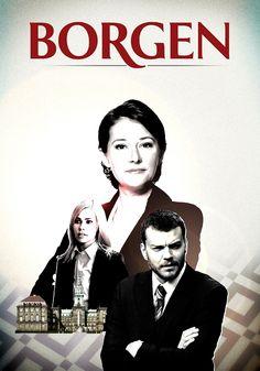 Borgen, geweldige Deense serie over Birgitte die minister-president wordt