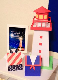 Everything Else ***lighthouse***stress Ball*** Light House Nautical Cool Novelty Collectible Professional Design Really Weird