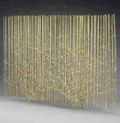 harry bertoia - screen tree