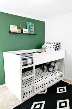 To begin with, you are going to need to find everything from IKEA. IKEA hacks are extraordinarily talked-about within the … Bunk Beds For Boys Room, Little Boys Rooms, Bunk Beds With Stairs, Kid Beds, Kids Beds For Boys, Toddler Bunk Beds, Room Boys, Boy Rooms, Ikea Beds For Kids