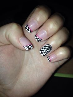 108 Best Racing Images On Pinterest In 2018 Acrylic Nail Designs