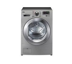 TrueSteam RC8066CS2Z Condenser Tumble Dryer - Silver