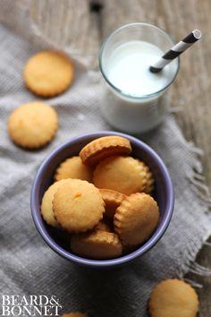 Homemade Gluten-Free Cheez-it Crackers