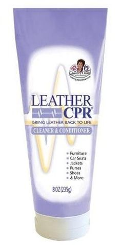 Leather CPR Leather Cleaner / Conditioner $9.99