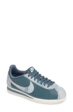 Classic Cortez Premium Xlv Sneaker, Iced Jade/ Iced Jade/ Sail