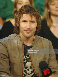 James Blunt at the Masonic Temple, Live on MTV, Toronto, Canada (05.10.2006)