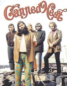 Where are they now? -  American Blues/Rock Band - Canned Heat