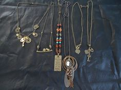 Unique necklaces~~~