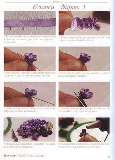 Crisantemo con cintas