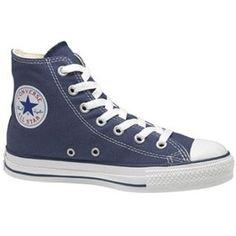 b41e2493811a Converse - Chuck Taylor All Star - Hi - Navy