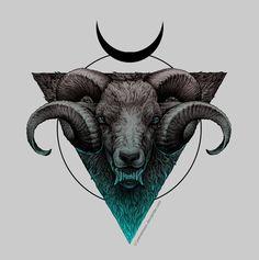 Lamb by Marta Sokolowska, via Behance