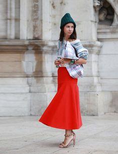 PFW Street Style | ELLE UK
