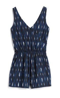 Stitch Fix spring/summer 2017. V-neck romper. Ask your stylist for this piece or something similar. Click on the picture to fill out your style profile. Enjoy! #sponsored