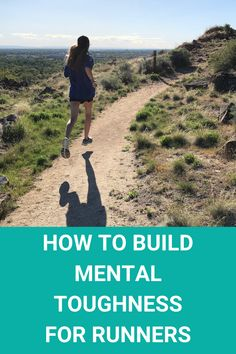 How to Build Mental Toughness For Runners - Runners Guide, Country Roads, Running, Building, Racing, Keep Running, Buildings, Jogging, Lob