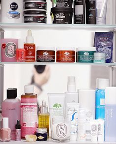 Inside My Skincare Cabinet