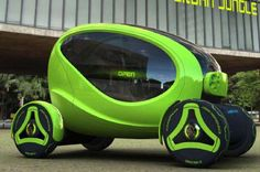 100 Futuristic Eco-Friendly Vehicles - From Electric Pod Cars to Hand Controlled Snowmobiles (TOPLIST)