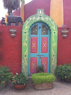 Colorful, Doors, Frame, Home Decor, Picture Frame, Decoration Home, Room Decor, Frames, Home Interior Design