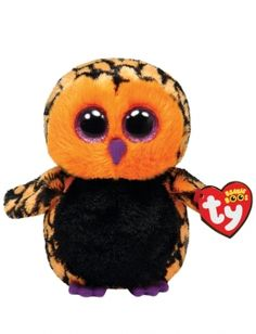 3ec28d1acb8  Ty Beanie Boos  Type  Owl Name  Haunt Birthday  October 22nd Introduced