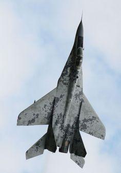 MiG-29...digital camo