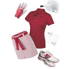 Golf outfit...