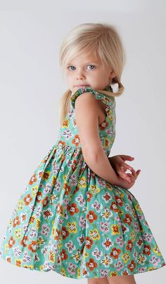 b3585b34a1b Buy Wishful Teal Floral Glen Park Vintage at Little Miss Marmalade for only   42.00