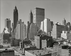 Shorpy Historic Picture Archive :: Downtown: 1962 high-resolution photo