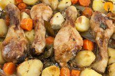 Los mejoresMuslos de pollo al horno. Un plato muy sencillo de preparar y más con esta receta casera que os presentamos a continuación