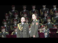 Ostatni koncert Chóru Aleksandrowa z 3 grudnia 2016