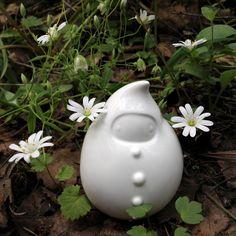 porcelain garden gnome by Sergey Safonov