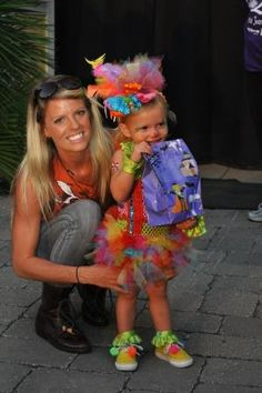 One of the many adorable winners of the costume contest at Boo at the Zoo 2013 #BrevardBooZoo