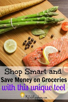 Shop Smart and Save Money on Groceries with this Unique Tool. Saving money on groceries is important especially when your on a budget,